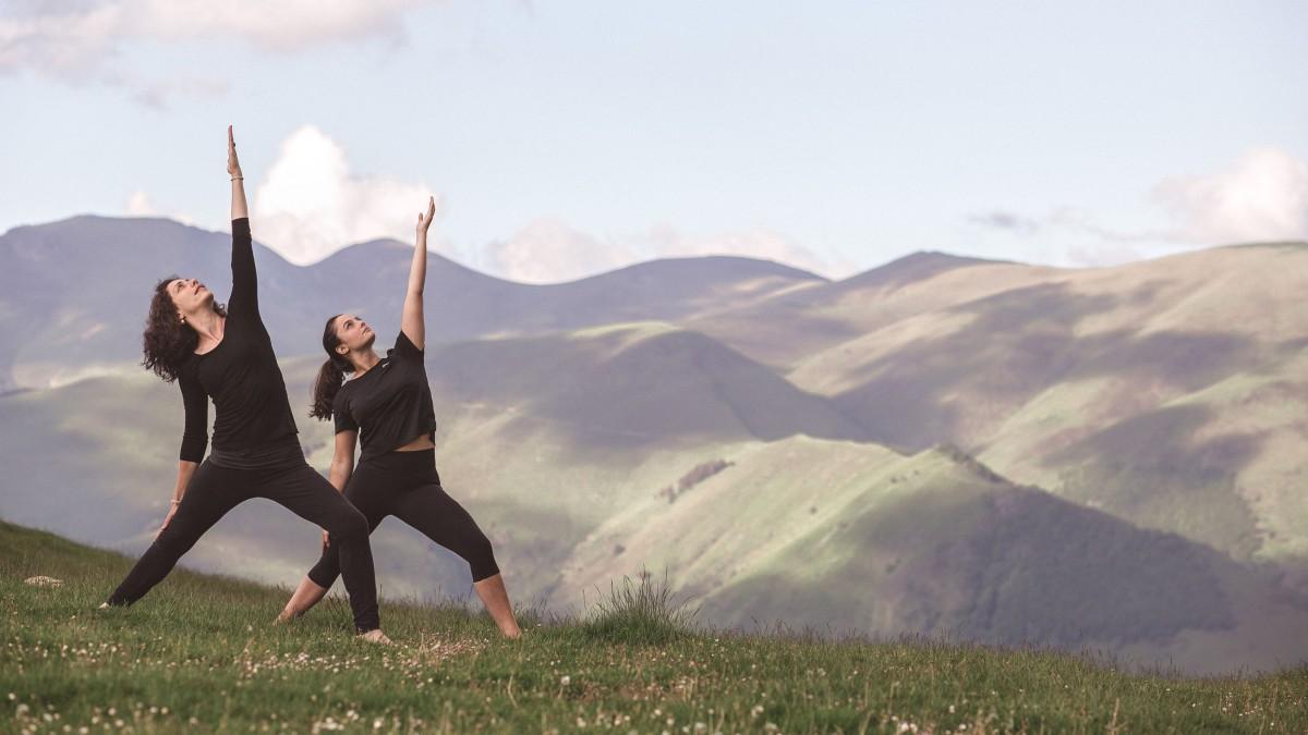 Stage  Yoga & Rando